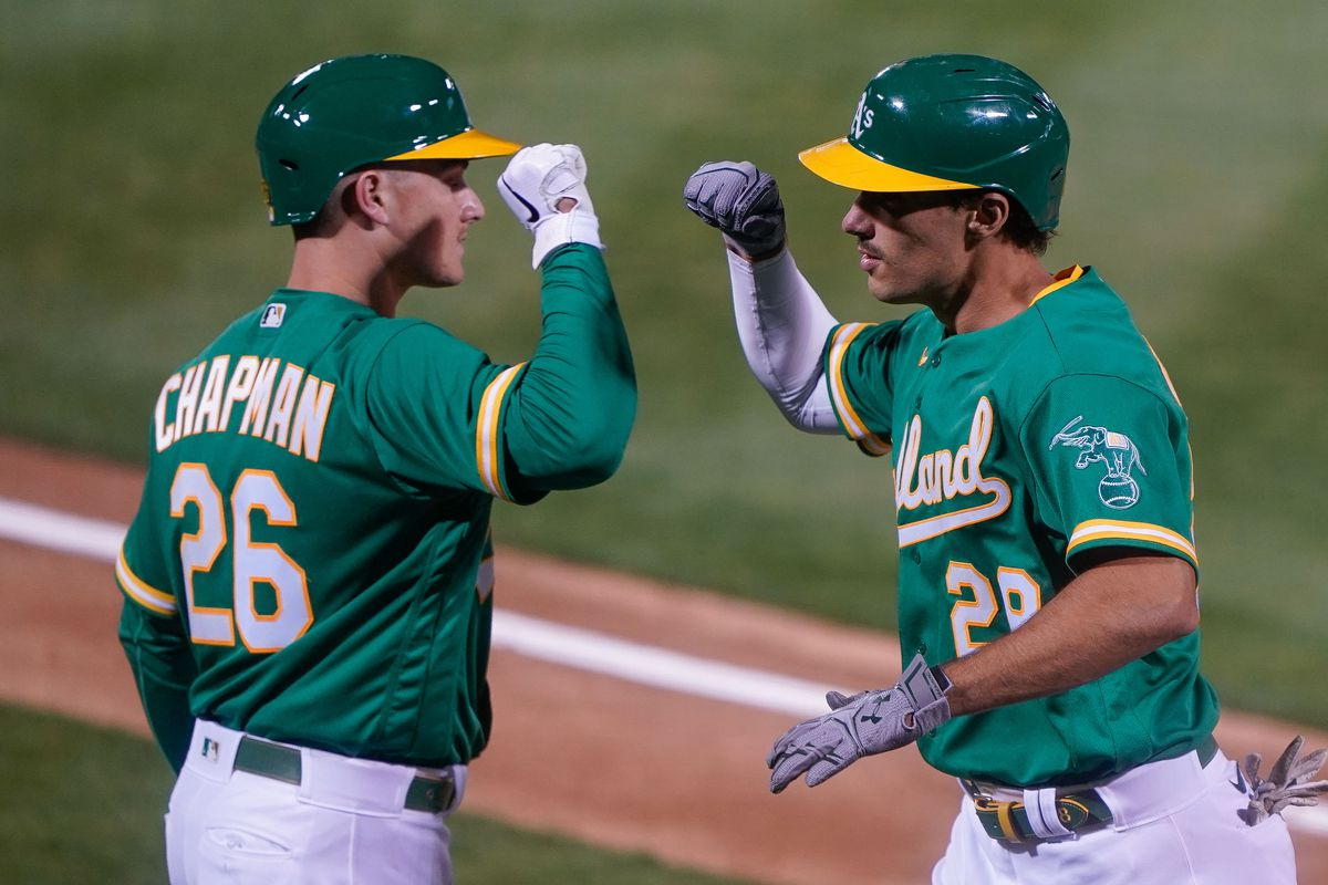 Can Oakland A's beat their PECOTA projections again in 2021? - Athletics  Nation