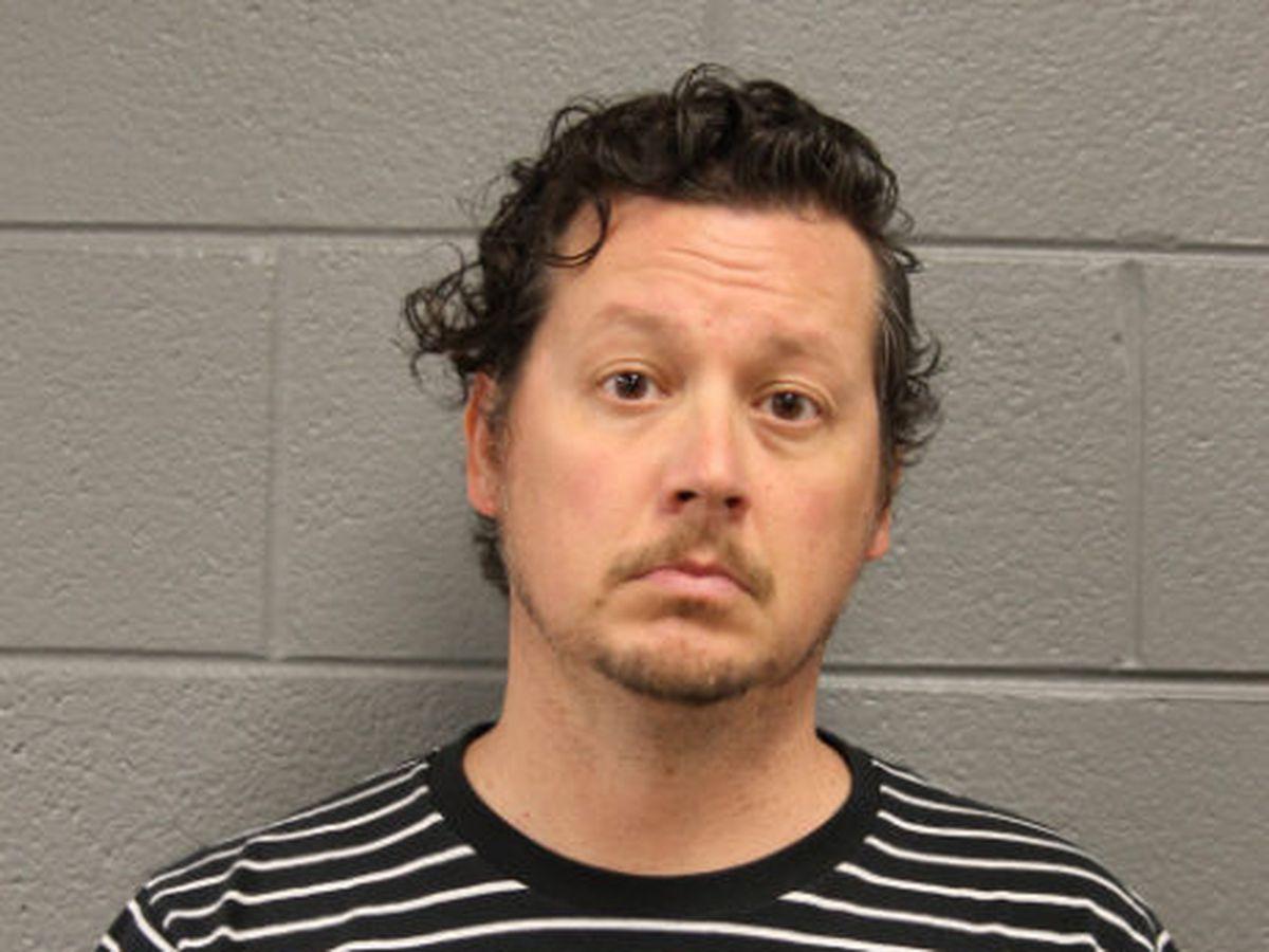 Joel Ewing arrest photo