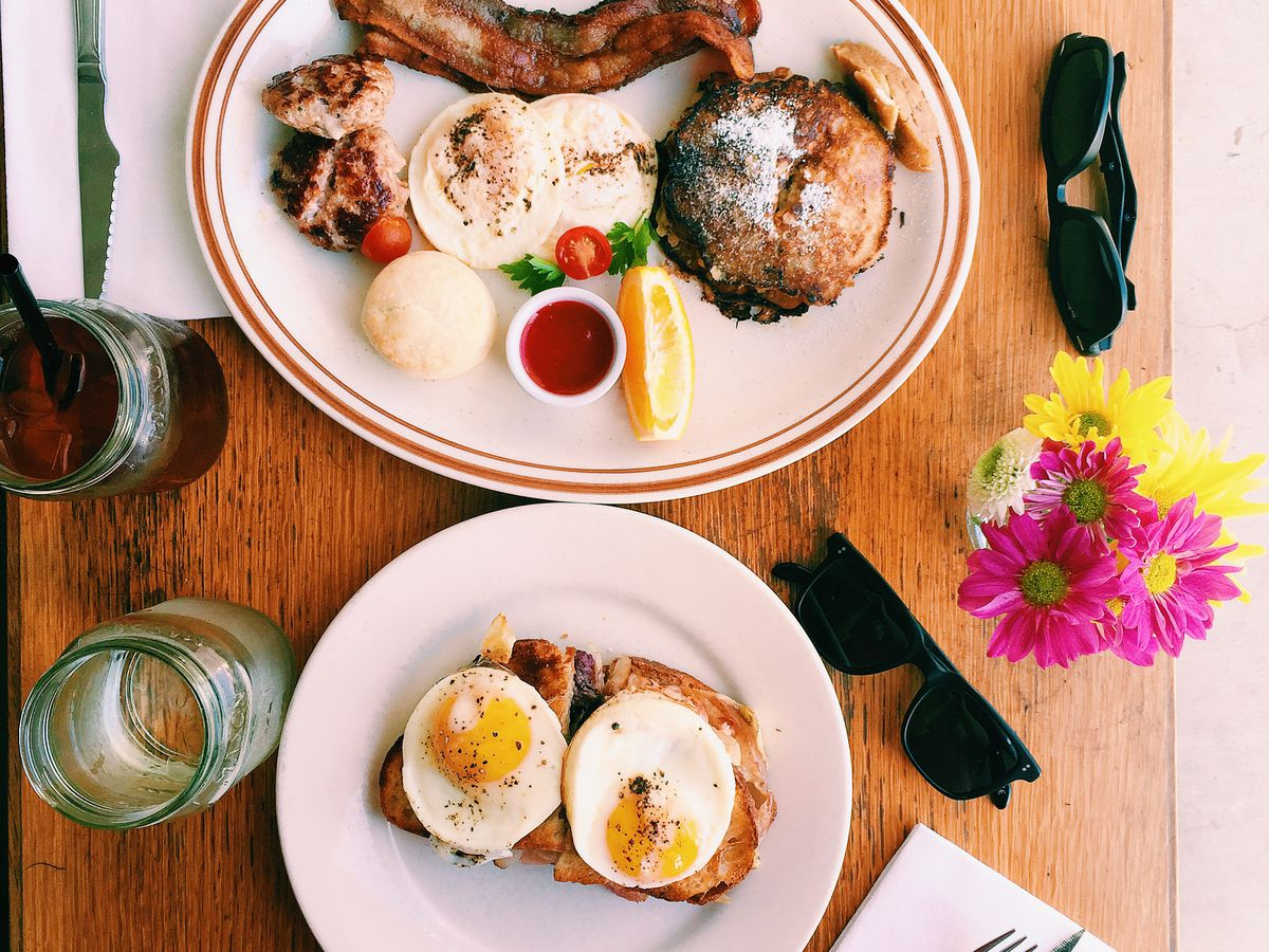 26 of the Best LA Breakfast Restaurants by Neighborhood, Winter 2018