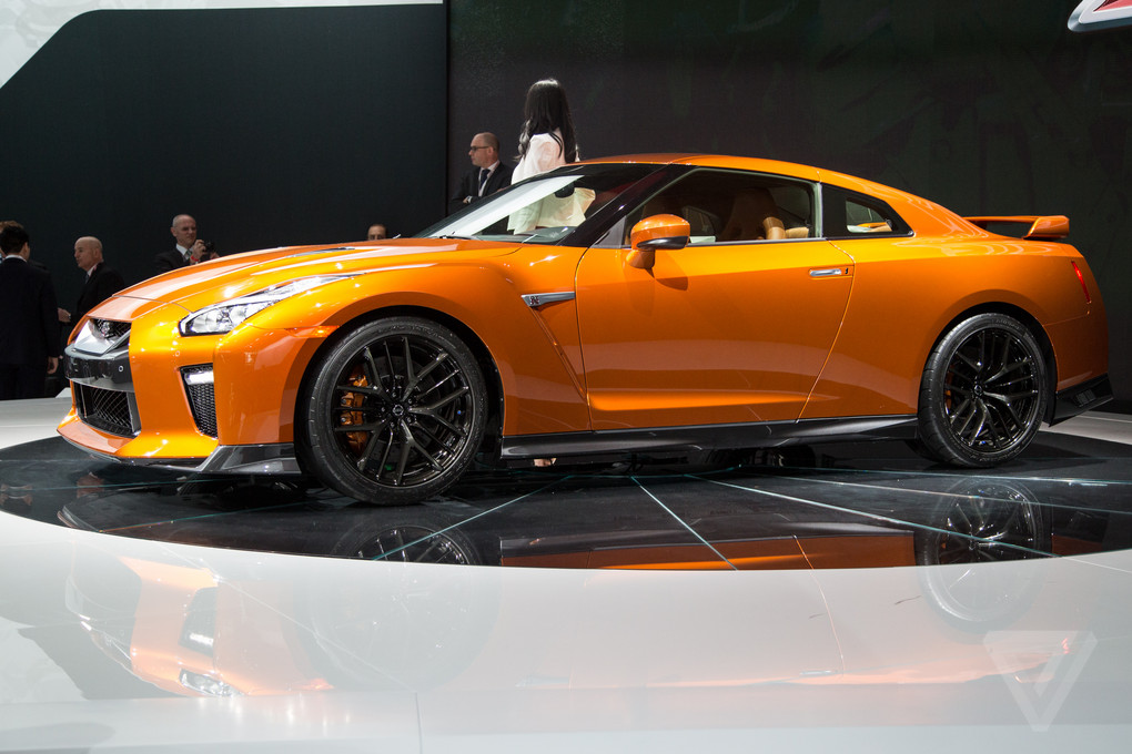 the all new gt r