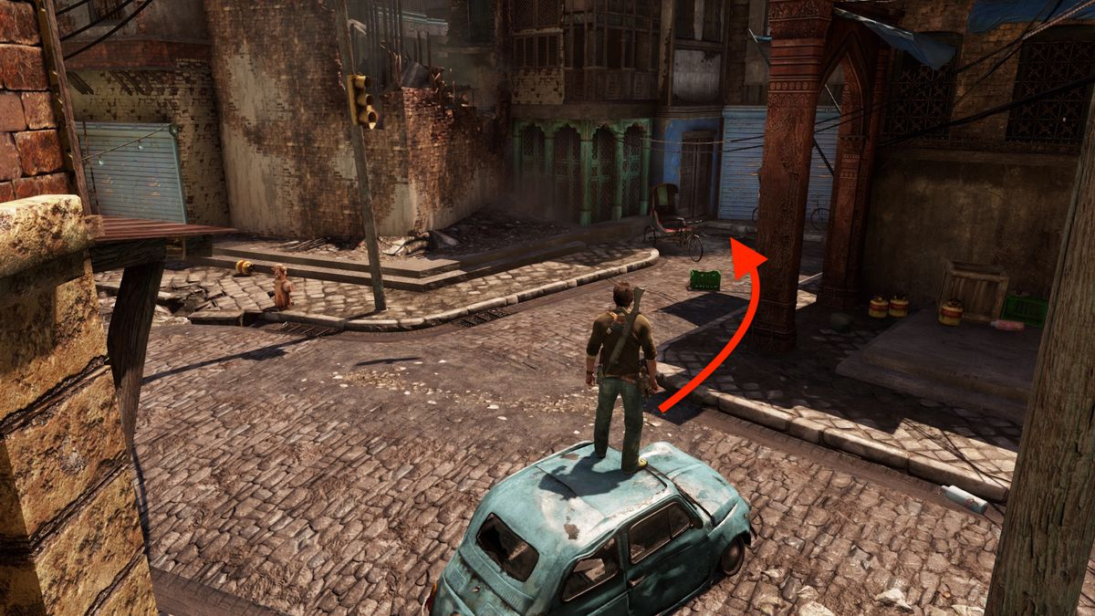 "Uncharted 2: Among Thieves ""The Dig"" Treasure locations"