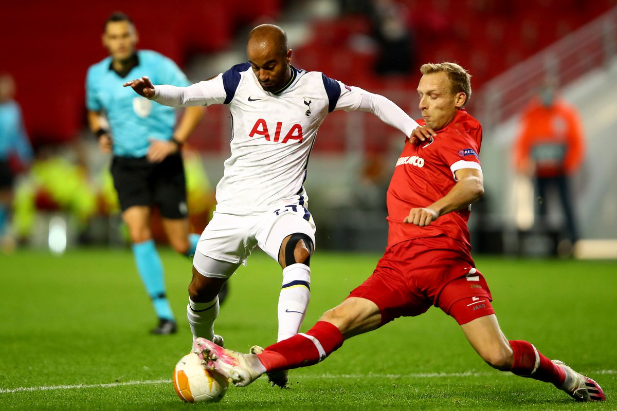 Royal Antwerp 1-0 Tottenham: Spurs abject in Europa League loss - Cartilage  Free Captain