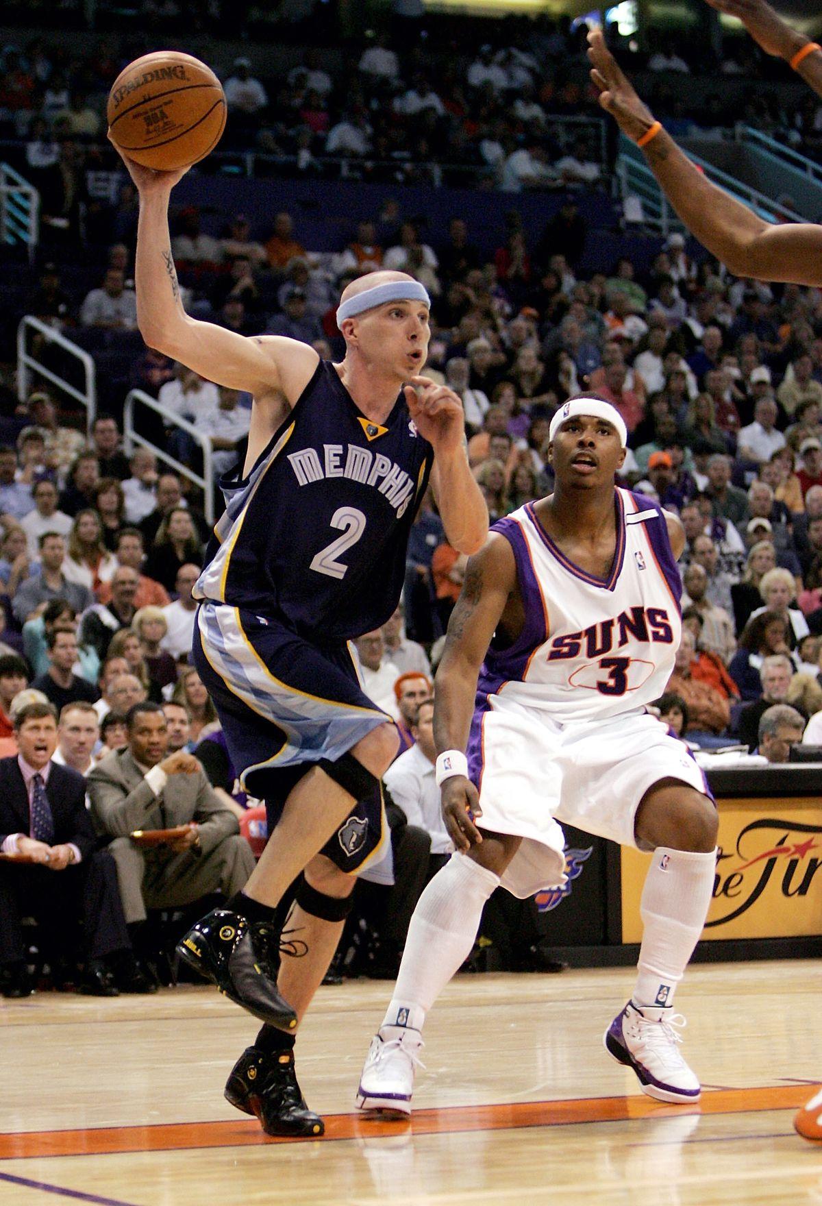 Memphis Grizzlies v Phoenix Suns - West Quarterfinals Game 1