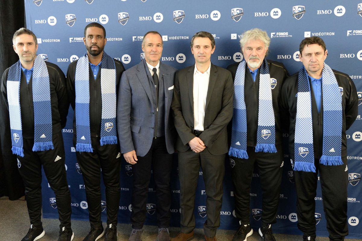 MLS: Montreal Impact-Press Conference