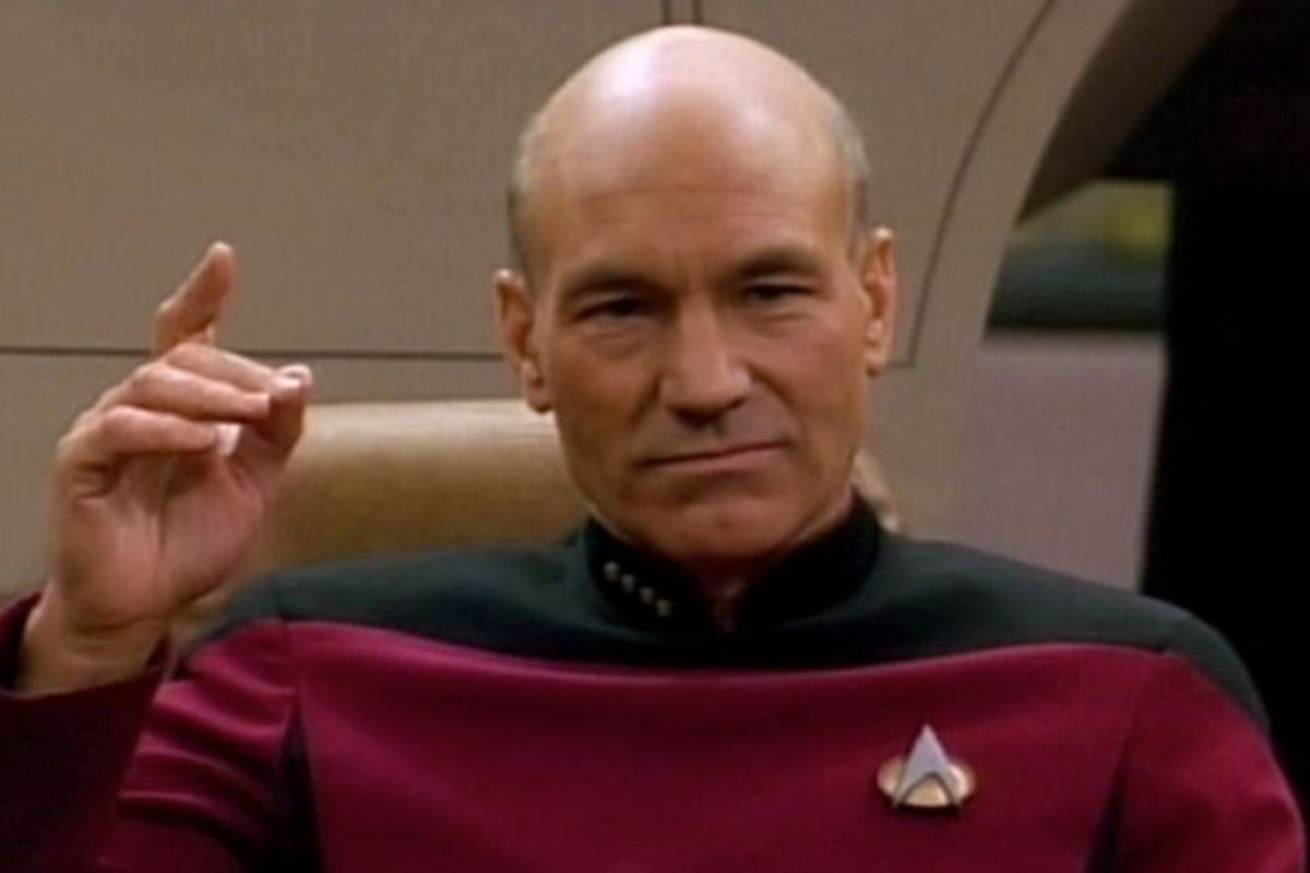 Patrick Stewart Is Returning To Star Trek With A New Series The Verge