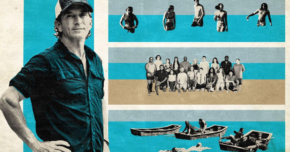 'Survivor' Dives Headfirst Into a New Era - The Ringer