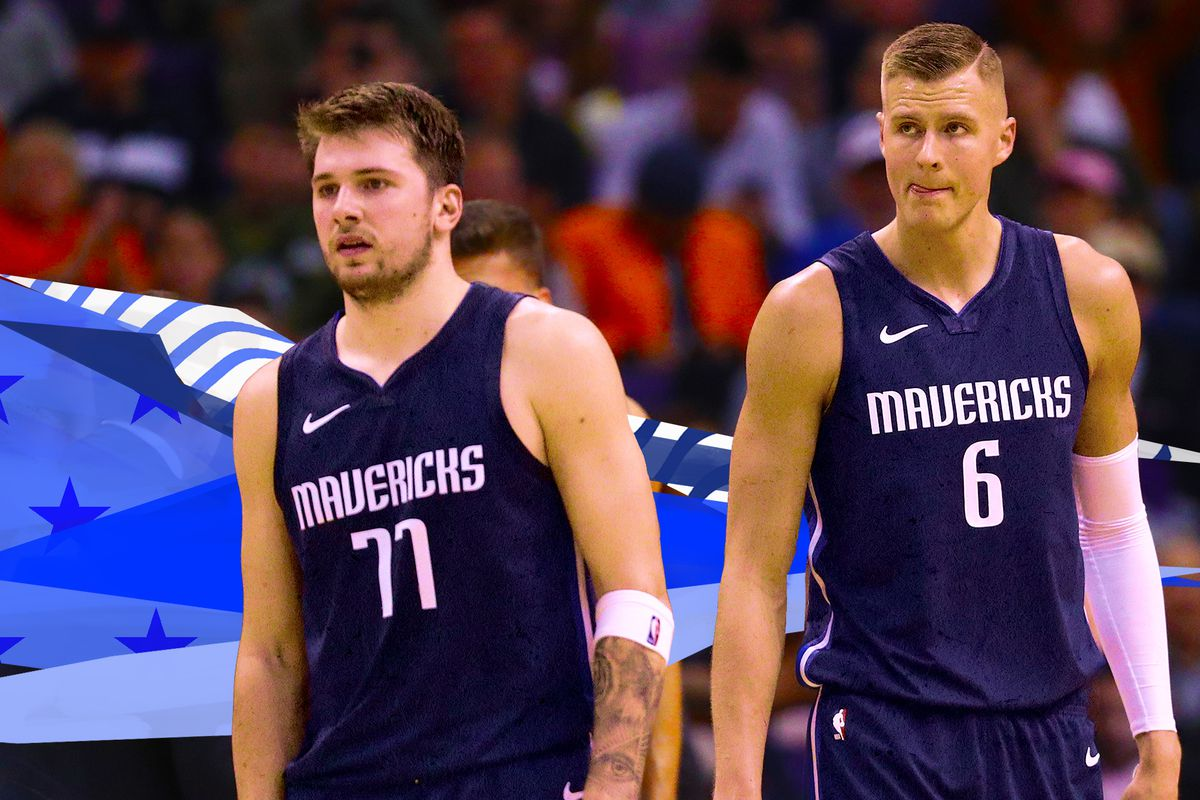 Why Luka Doncic and Kristaps Porzingis are a perfect match - SBNation.com