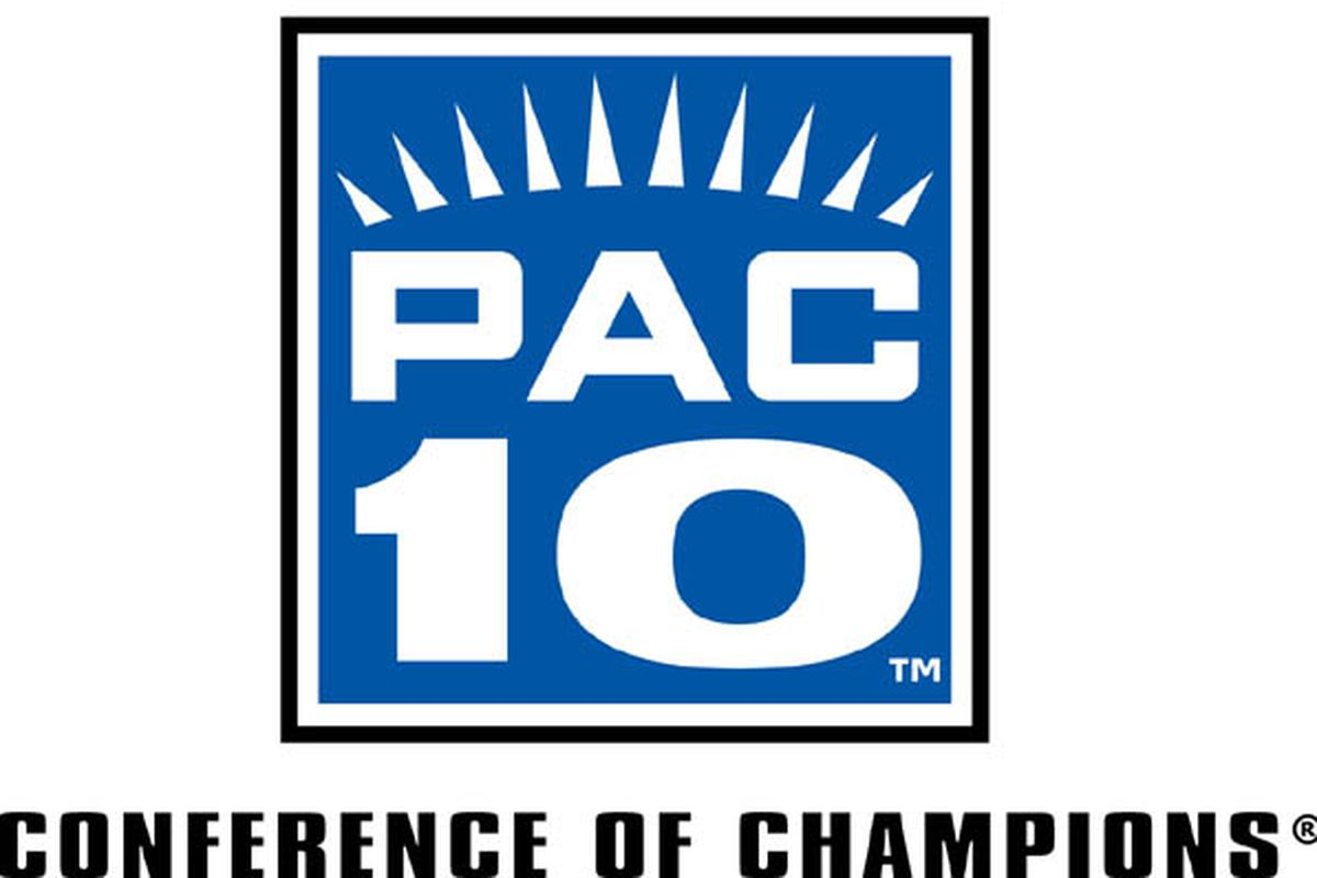 """The Pac-10 will look to bounce back after a poor 2009 season via <a href=""""http://www.ojaitourney.org/images/logoPAC10.jpg"""">www.ojaitourney.org</a>"""