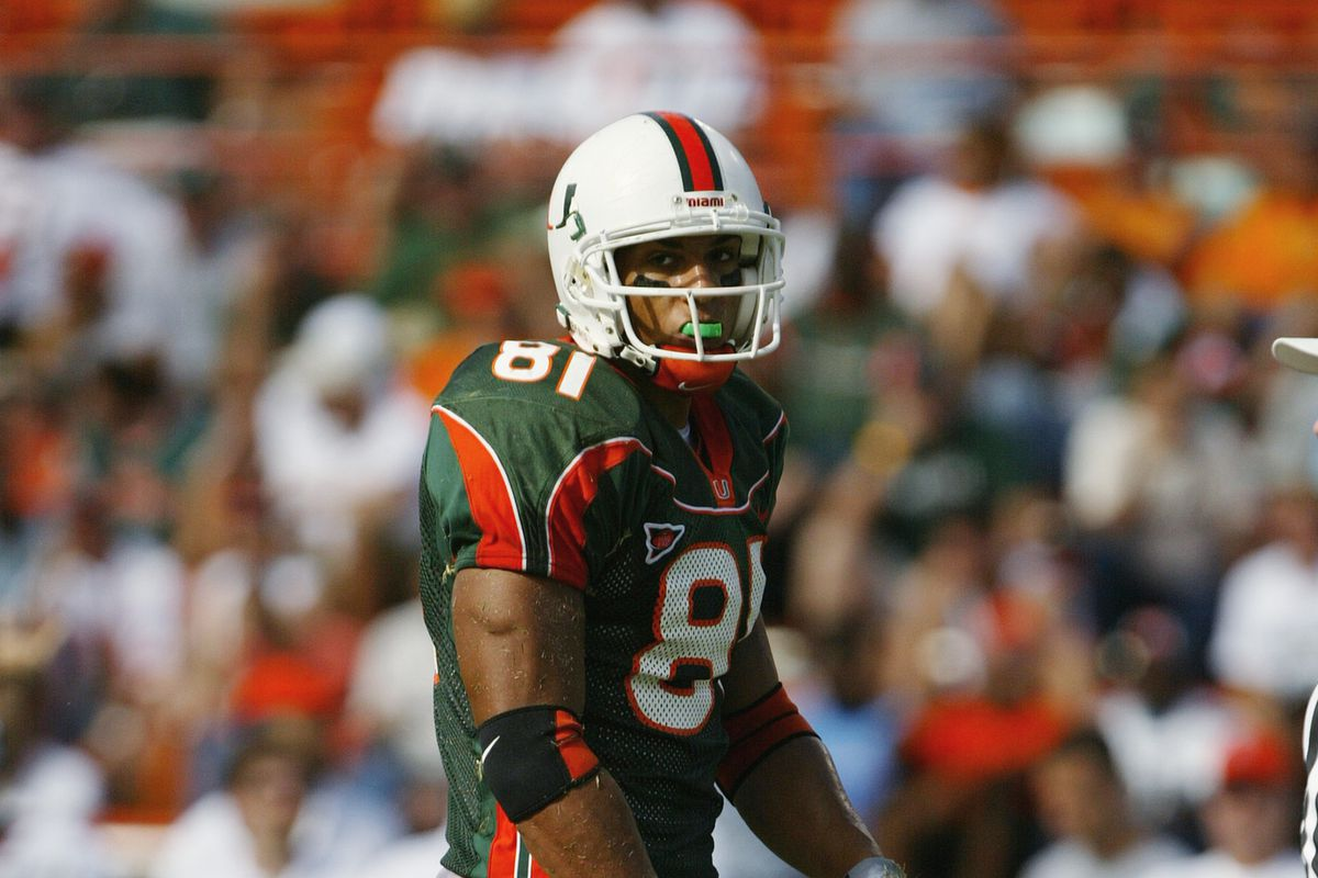 100 Greatest Plays In Miami History: #21-Kellen Winslow Jr. 4th Down Catch vs West Virginia 2003