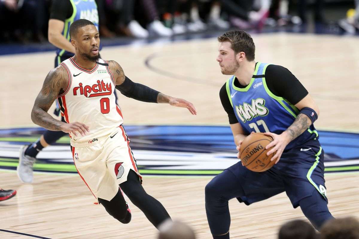 3 Things To Watch For When The Mavericks Face The Trail