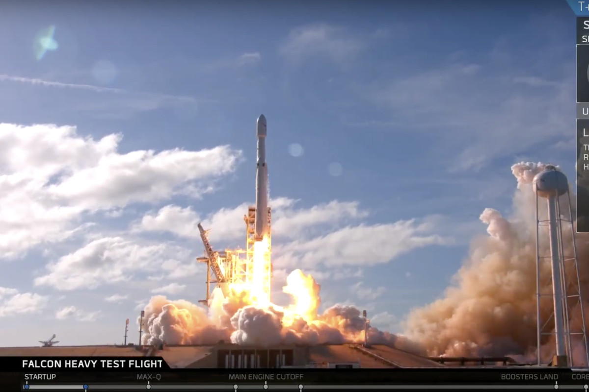 Tesla's space sports auto to pass Mars orbit, crash through asteroid belt
