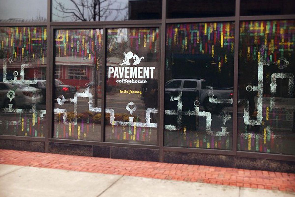 Pavement Coffeehouse Fenway