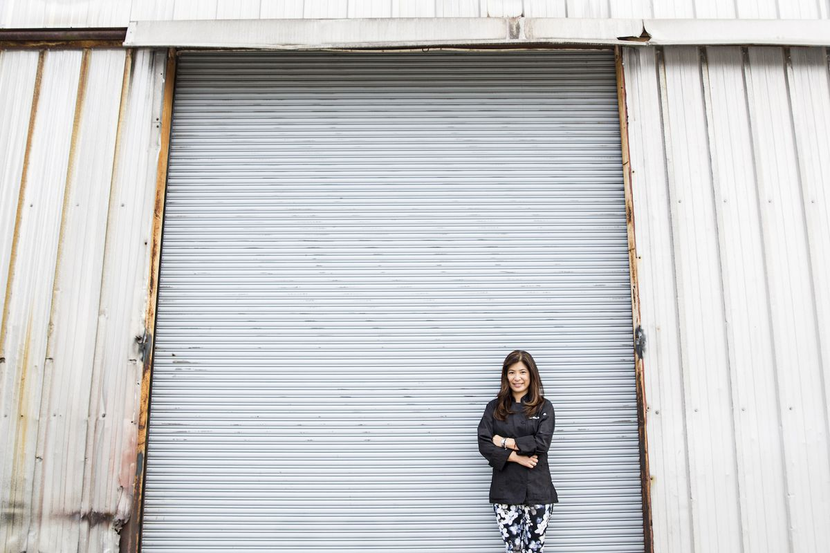 Mihoko Obunai at the Nexto space.