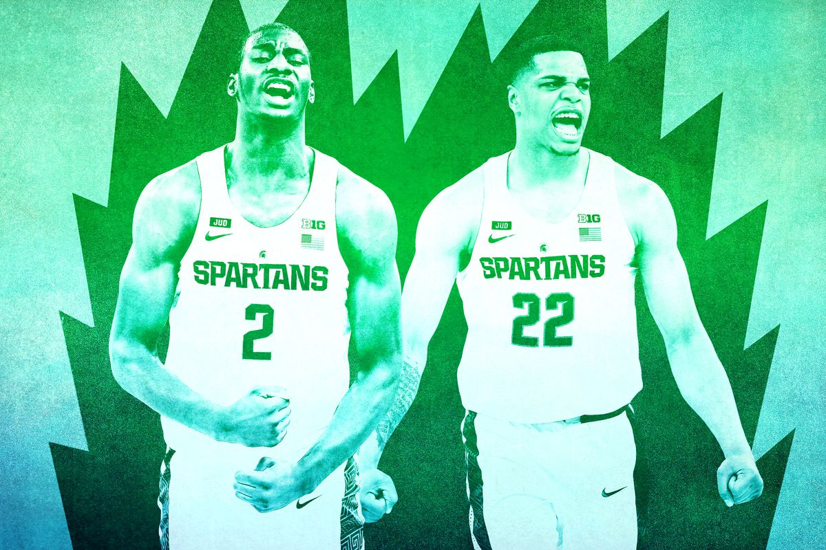 The Most Talented Spartans Team of the Izzo Era Still Has Room to ... 8c9c880a4
