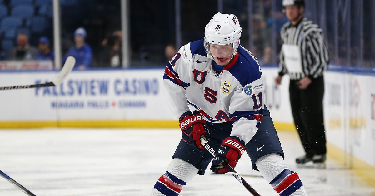 Sabres Sign Casey Mittelstadt To An Entry Level Contract Die By