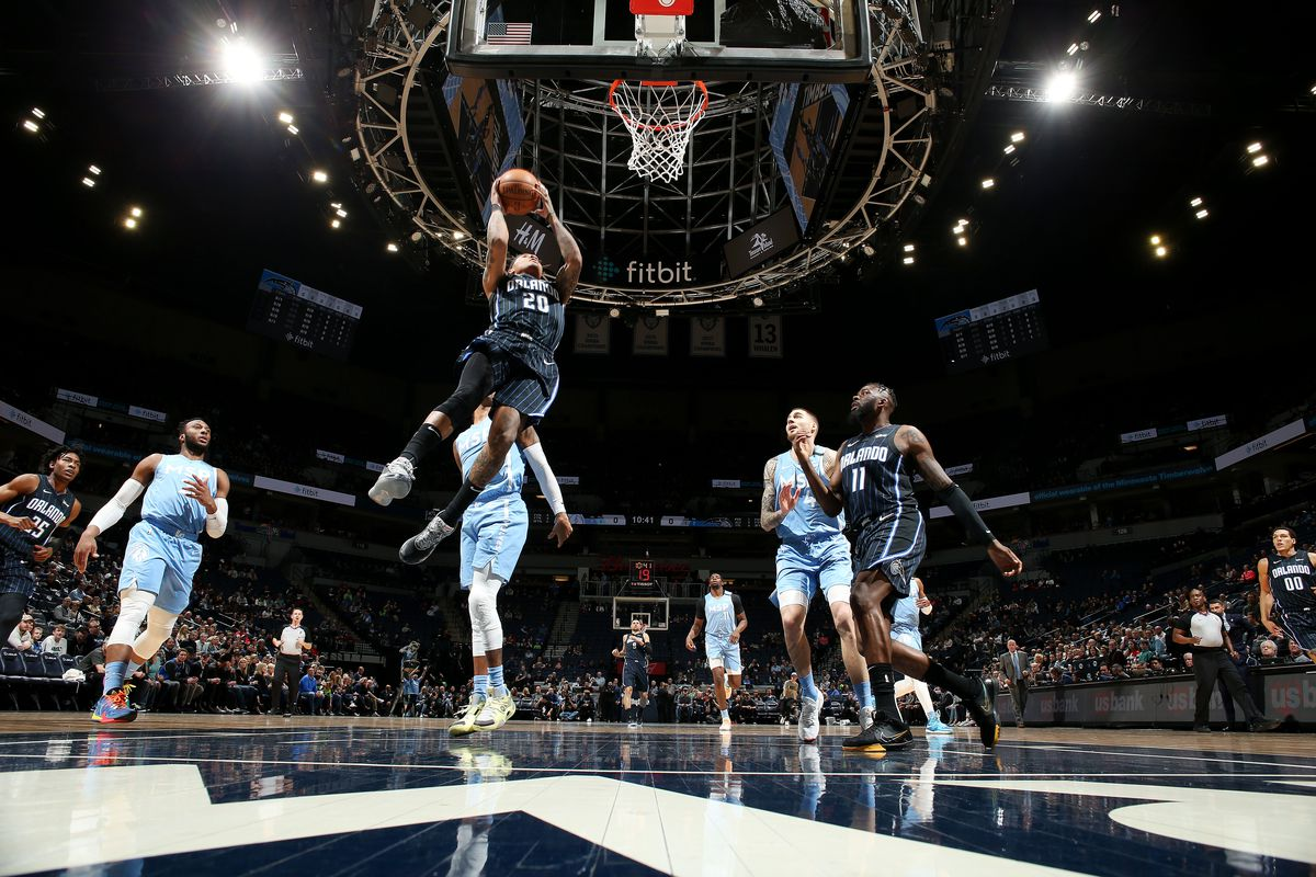 Orlando Magic v Minnesota Timberwolves