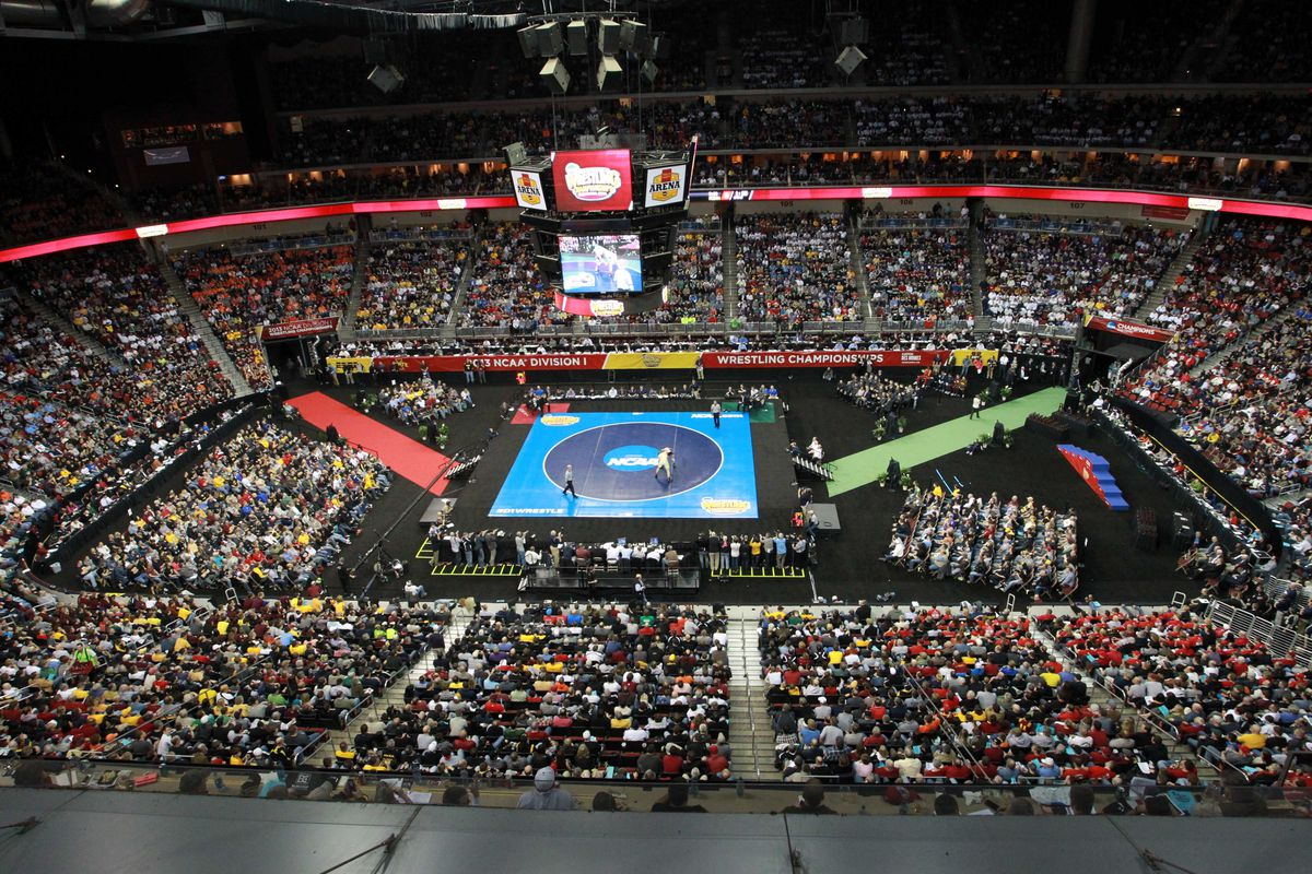 Saturday Night at the NCAA's.  Now...how does Mizzou get there?
