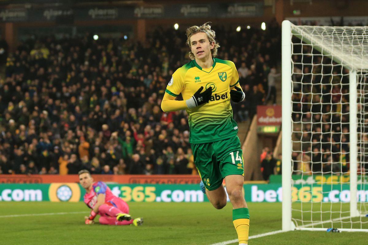 Norwich City v Crystal Palace - Premier League