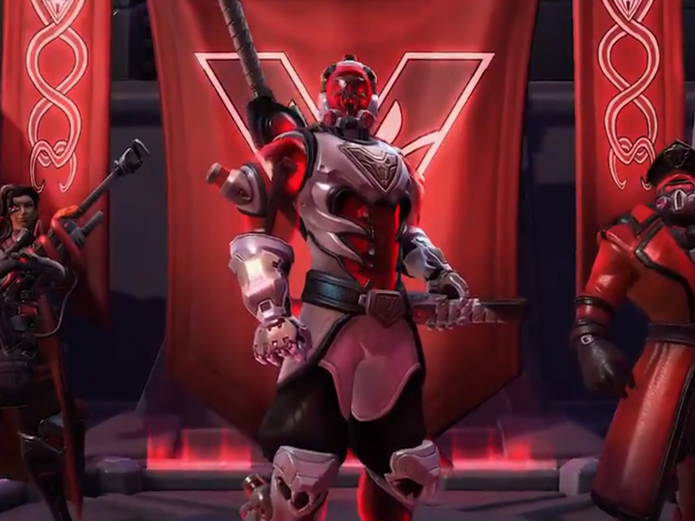 We Would Love These Slick Heroes Of The Storm Skins In Overwatch Heroes Never Die The best site dedicated to analyzing heroes of the storm replay files. these slick heroes of the storm skins