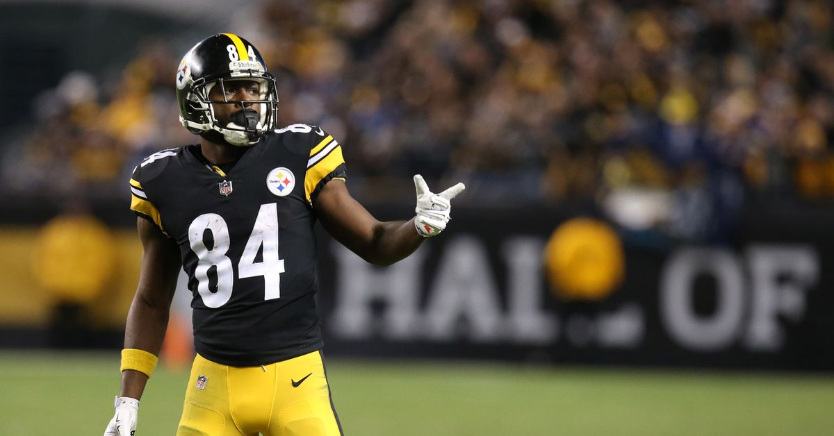 How would Bills fans feel about trading for Antonio Brown?
