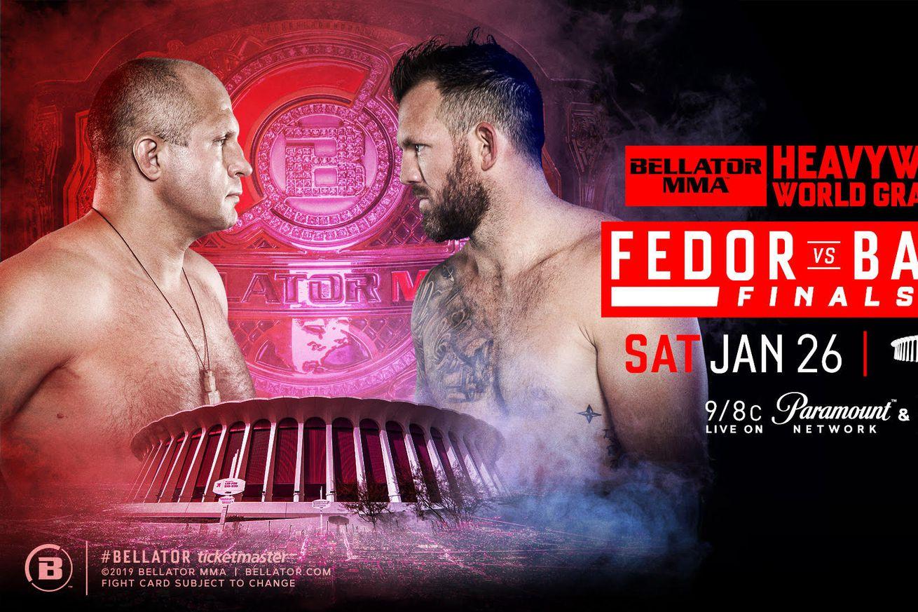 Fedor vs Bader