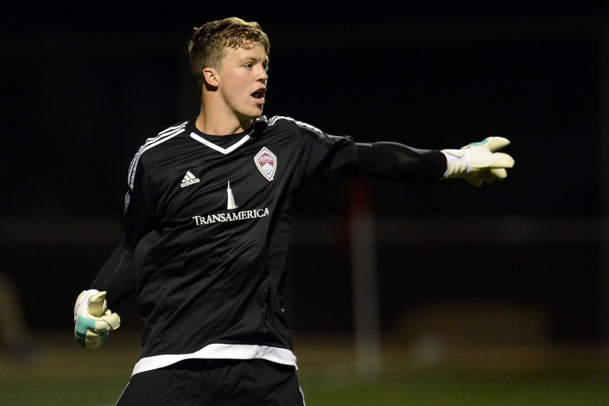 Will Chris Froschauer be one of the lucky four trialist out of eleven that get a job with the Colorado Rapids?