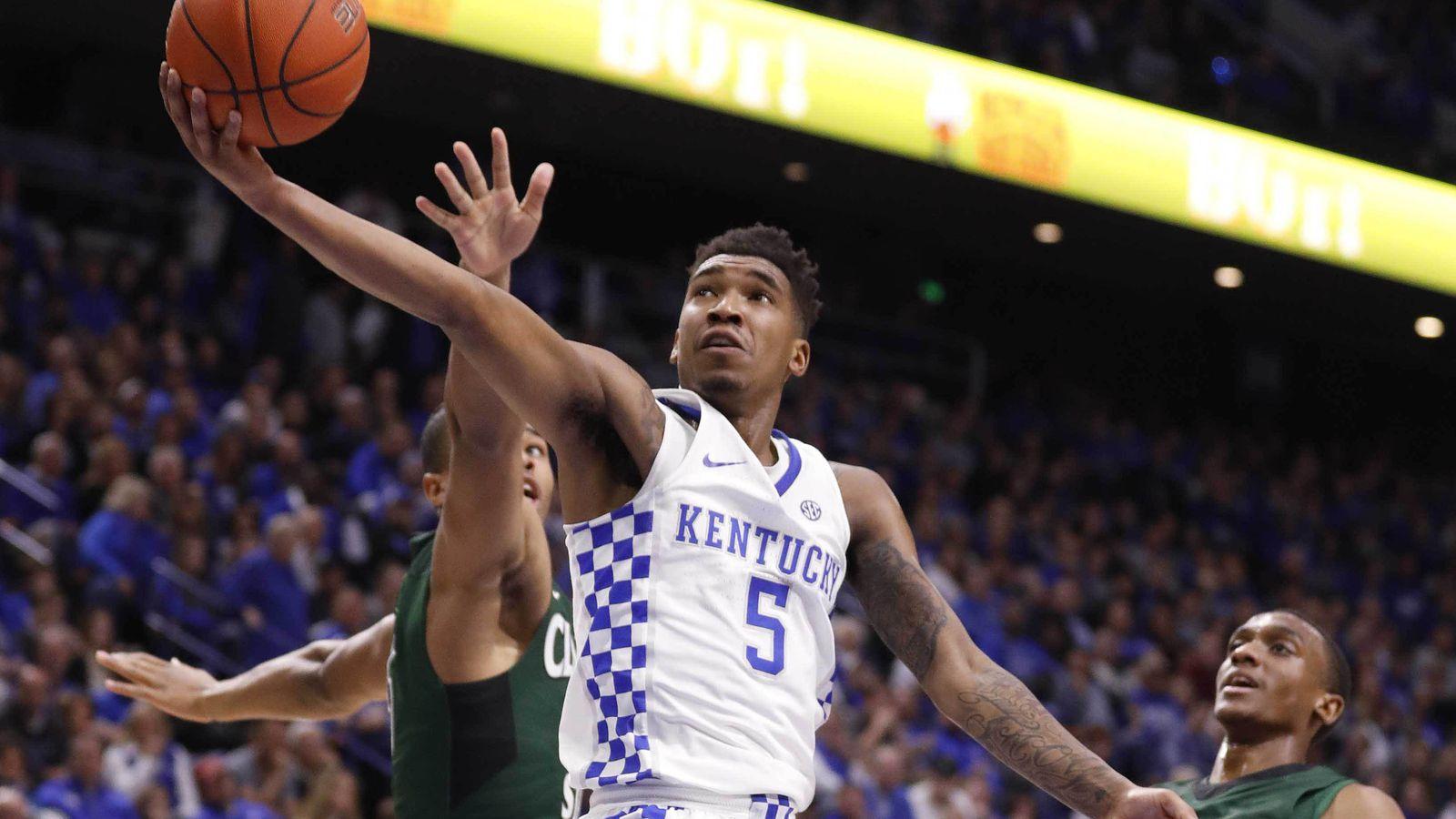 Kentucky Wildcats Basketball Vs Centre Game Time Tv: Kentucky Basketball Vs Arizona State: Game Time, TV
