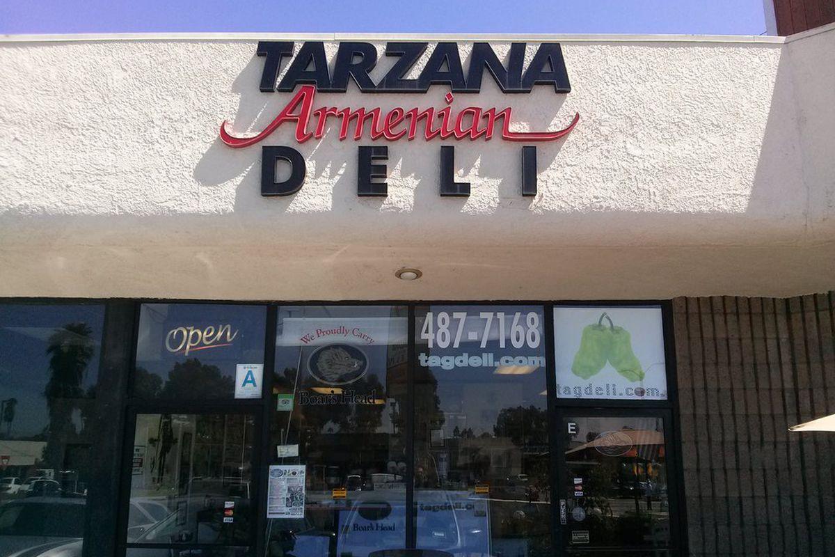 Tarzana Armenian Deli, Studio City