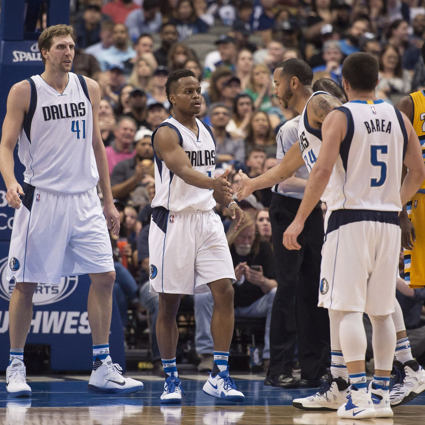 The Mavericks' most effective lineup may also be your least