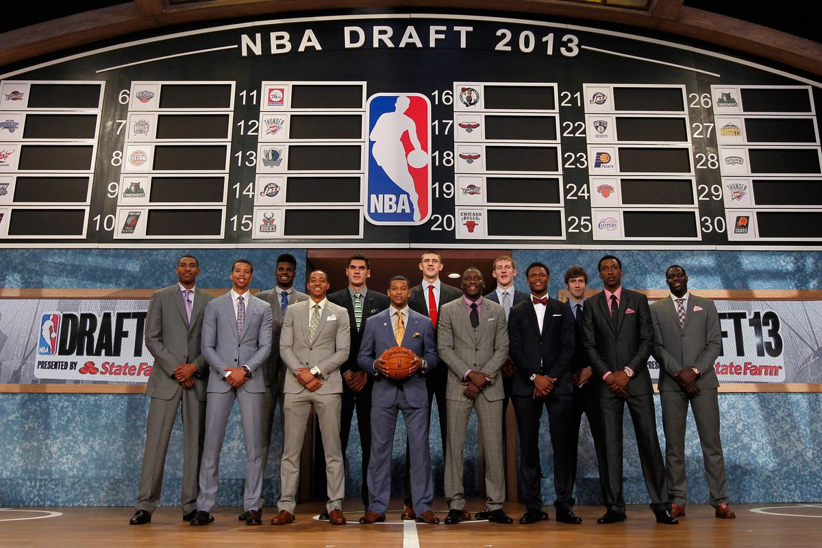 how to get into the nba draft