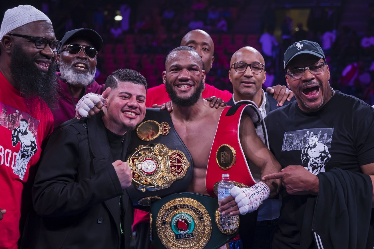 GettyImages 1143151823.0 - Boxing Results Roundup for May 10-11