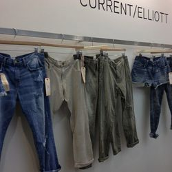 Next: a first look at Current/Elliott's spring 2013 collection