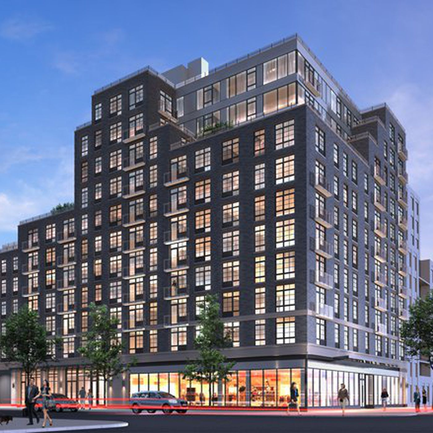 In Harlem, two new buildings offer up affordable apartments from $913/month  - Curbed NY