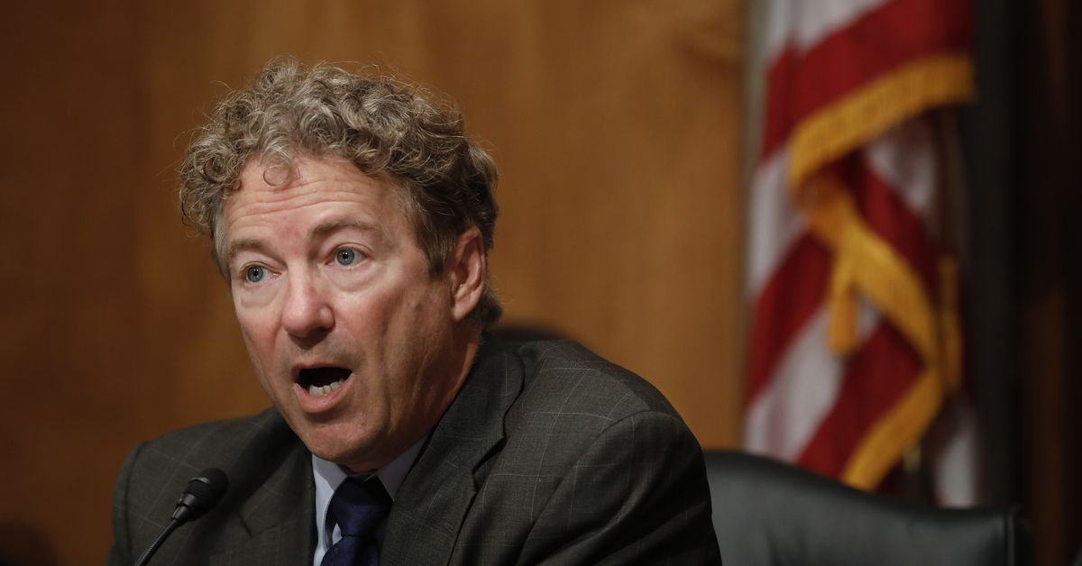 Rand Paul joins Democrats trying to stop Iran war funding