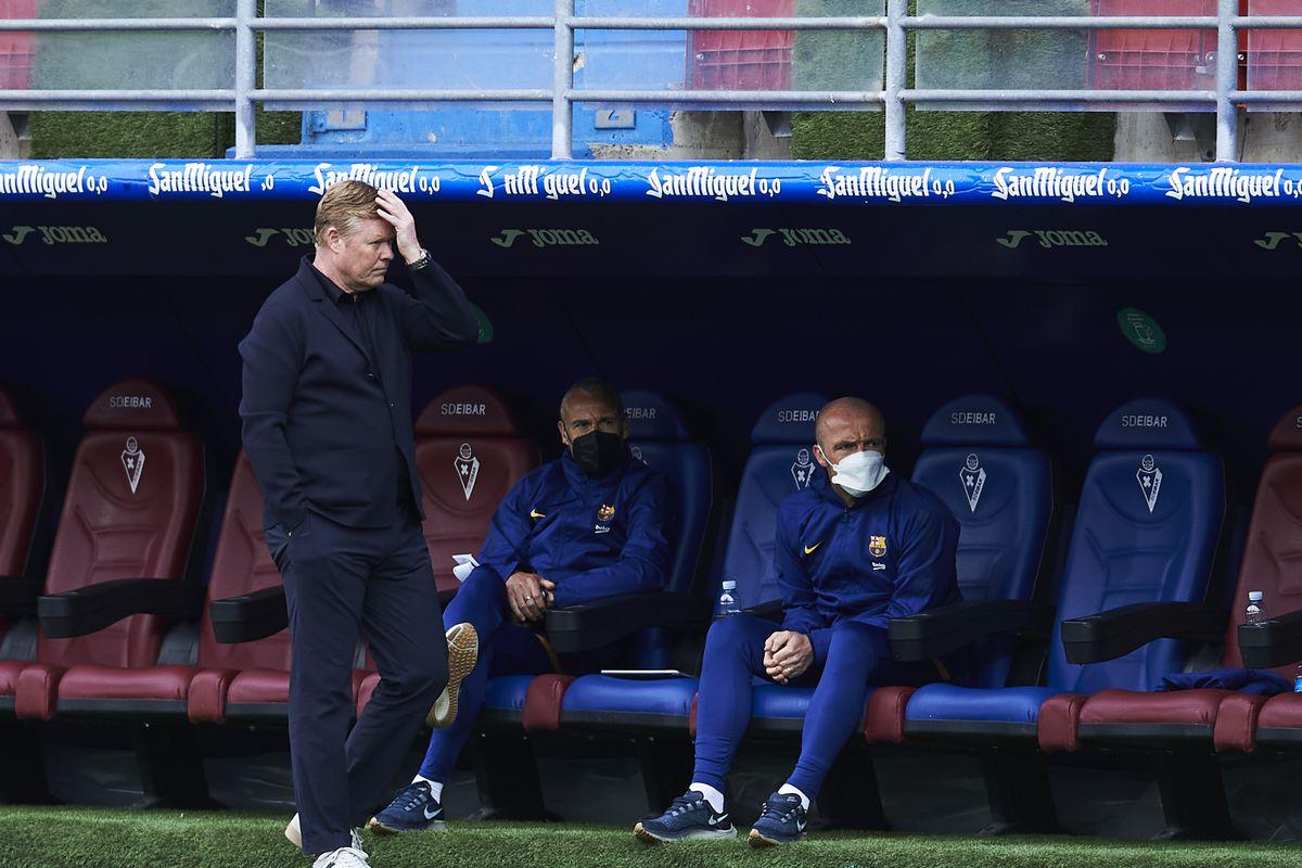 SD Eibar v FC Barcelona - La Liga Santander