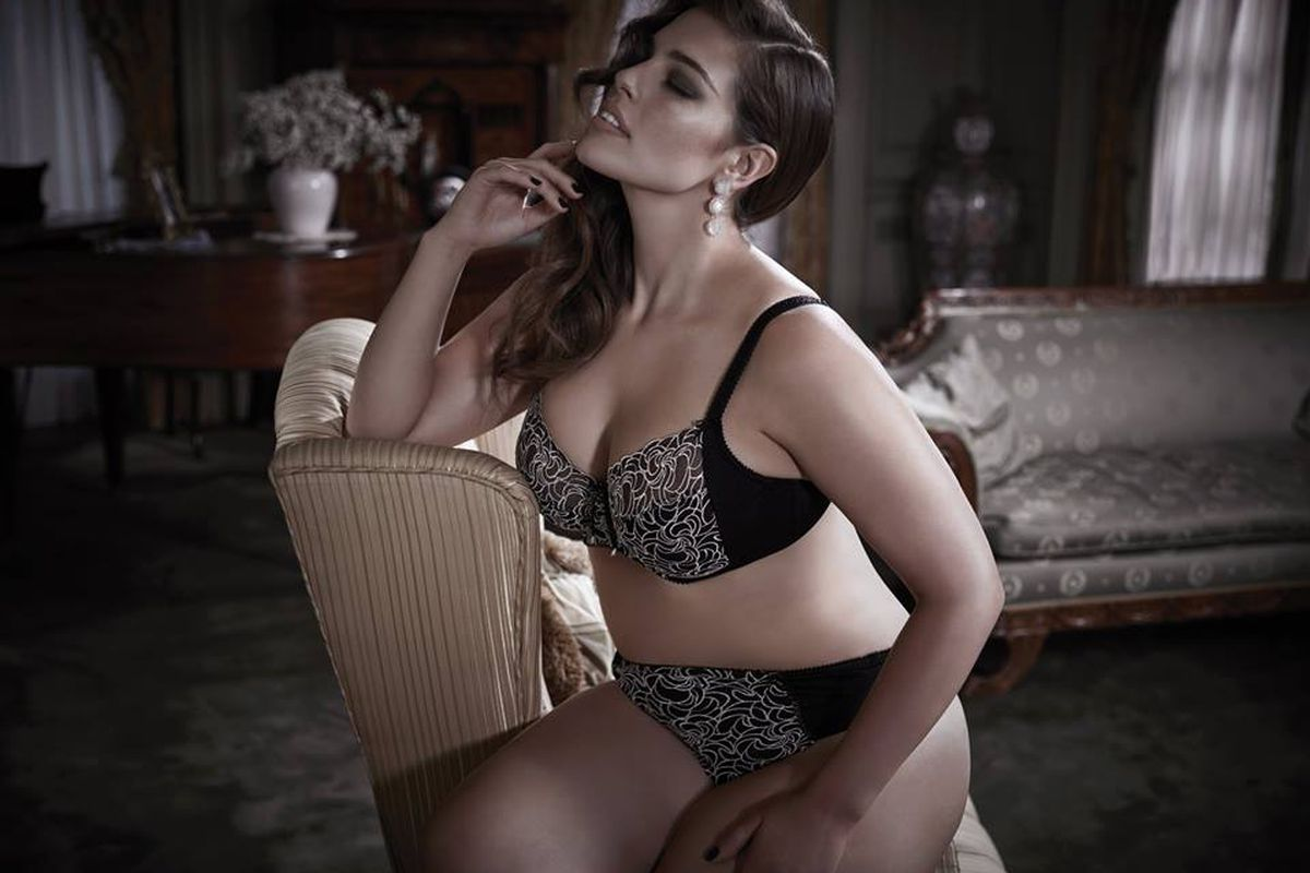 Ashley Graham S Plus Size Lingerie Line Is Headed To