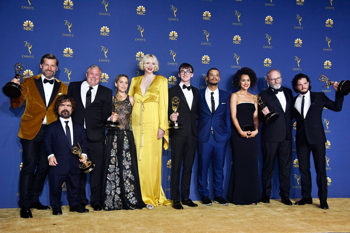 Image result for got at emmy 2018