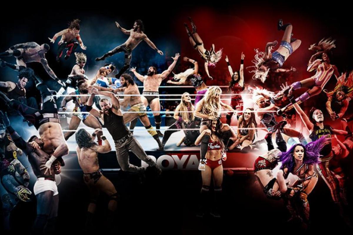 WWE Royal Rumble 2019 live streaming results, recaps
