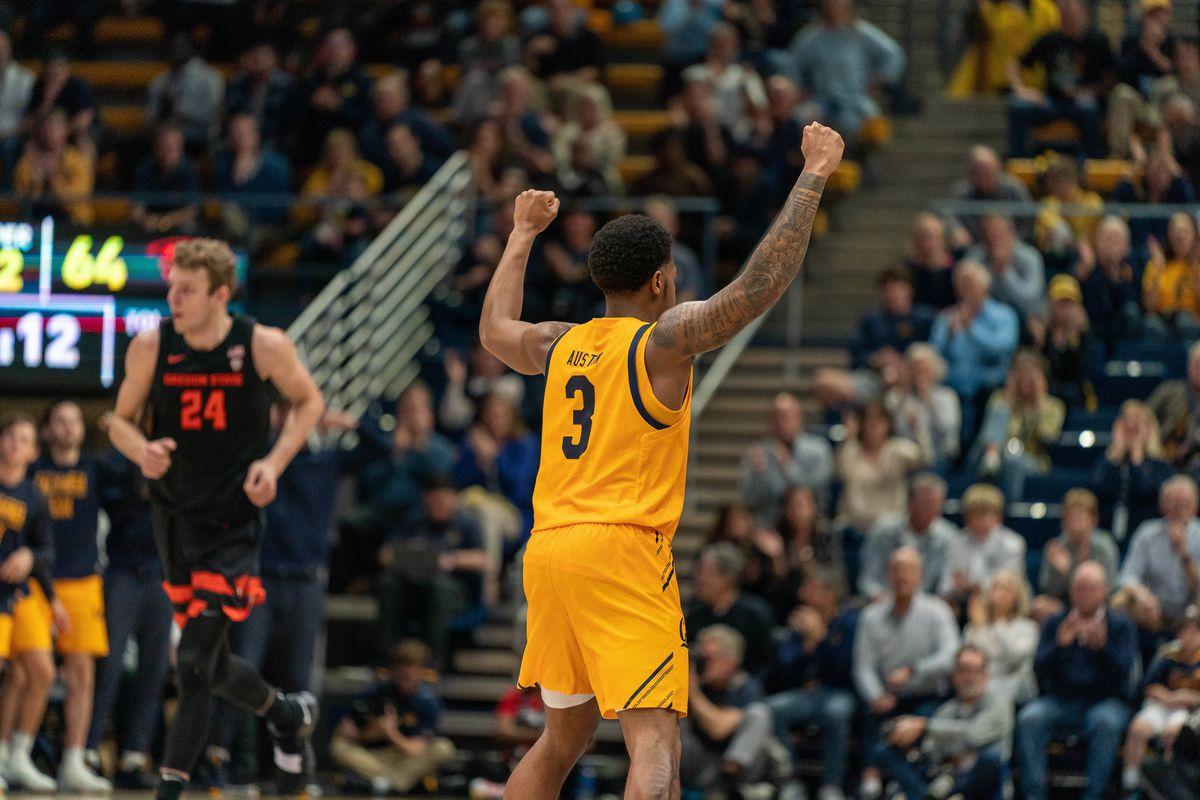 NCAA Basketball: Oregon State at California