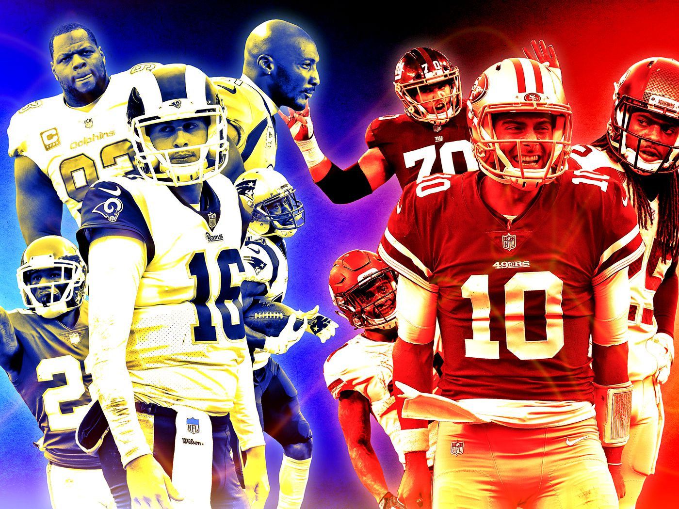 03731edaca8 What the Salary Cap Tells Us About the NFL s Most Extreme Teams - The Ringer