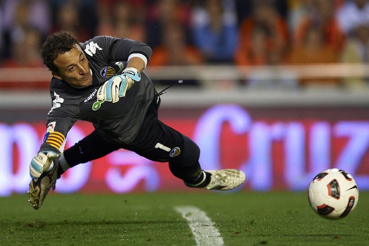 A short leap for César.