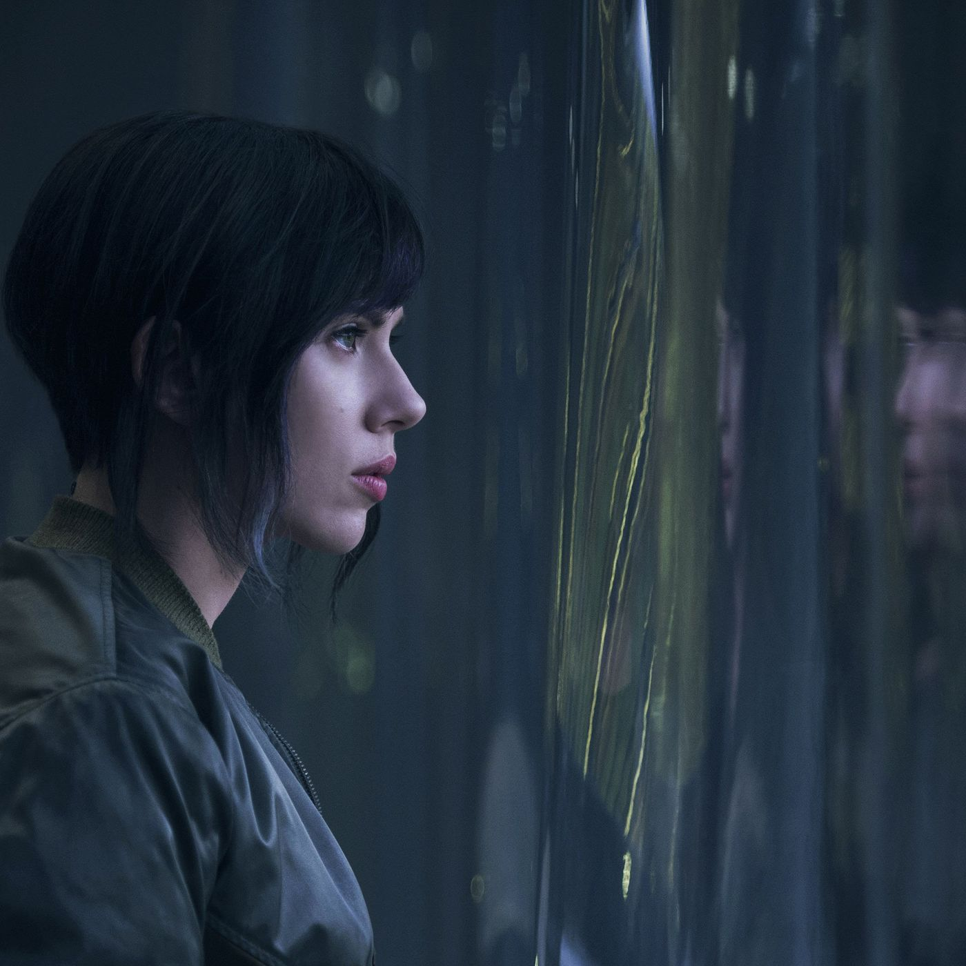 Watch The Original Versions Of Ghost In The Shell S Most Iconic Moments The Verge