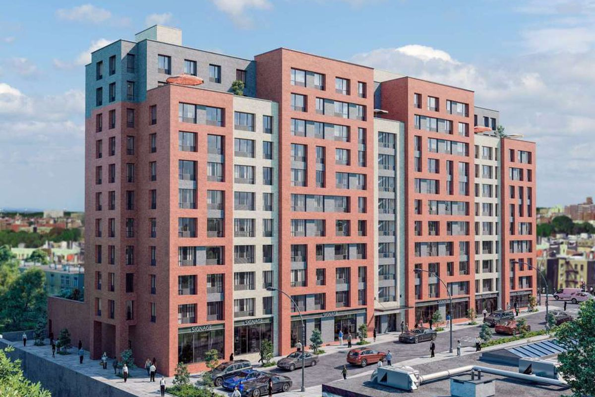 In The Bronx 117 New Affordable Apartments Hit The Housing Lottery
