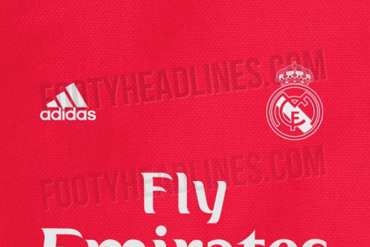 dd35c4d1f Real Madrid third kit scheme for 2018-19 season leaked - Managing Madrid