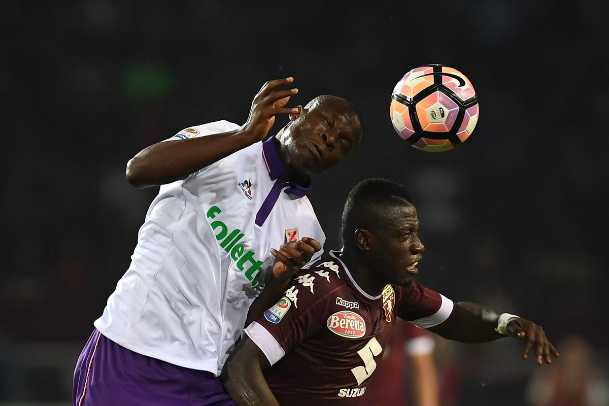 As Fiorentina faltered, Khouma Babacar strengthened his argument for a starting berth.
