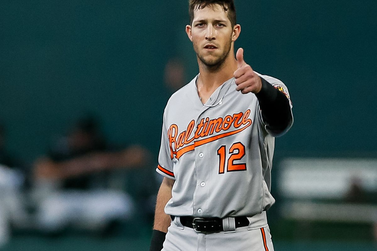 What should the Orioles do with Stevie Wilkerson?