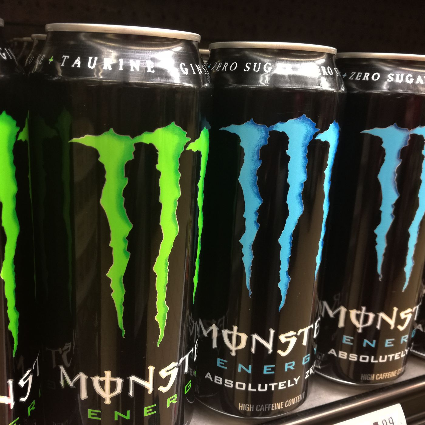 Monster Energy Could Expand Into Alcohol And Cannabis Beverages Eater
