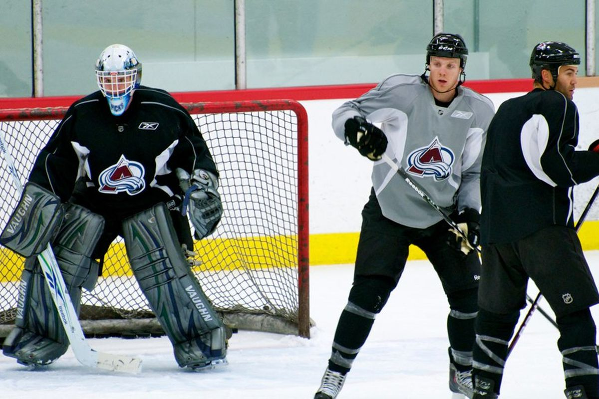 Pickard is back with the Monsters