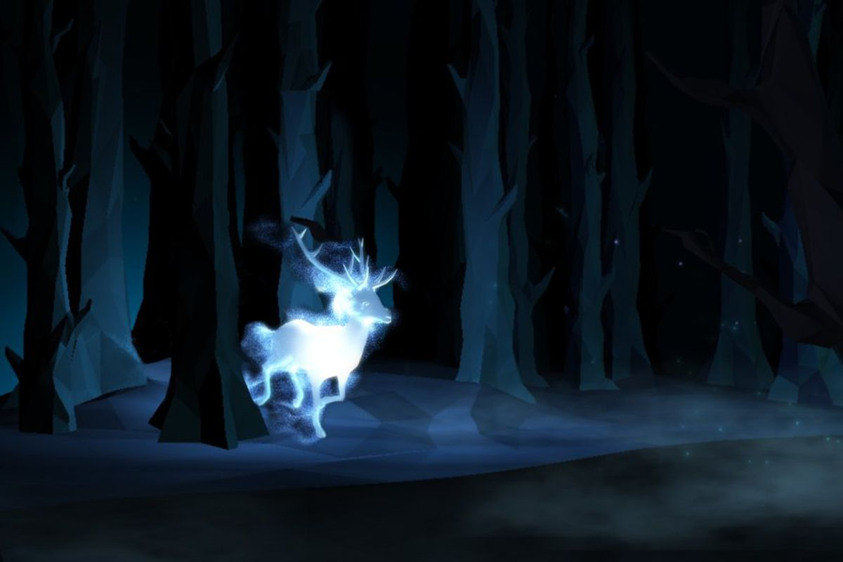 Pottermore can now tell you what your Patronus is - Polygon