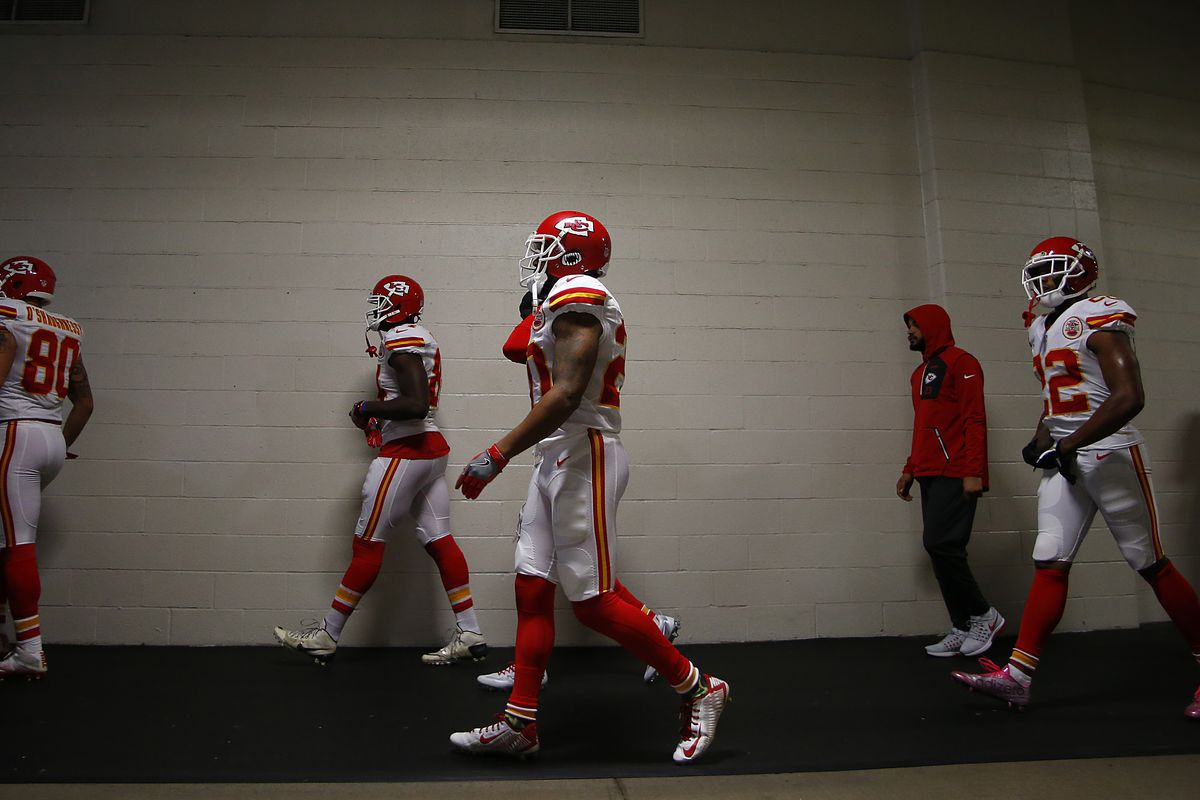 Kansas City Chiefs Schedule 2020.Nfl Com Projects Chiefs To Receive 2020 Fourth Round